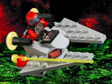 Lego System 6901 Raumschiff