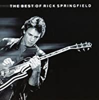 Best of Rick Springfield by Rick Springfield (2003-08-19)