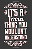 It's A Terra Thing You Wouldn't Understand: Terra...