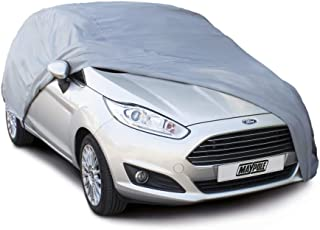 HEAVYDUTY FULLY WATERPROOF CAR COVER COTTON LINED 06+ CHRYSLER 300C Saloon