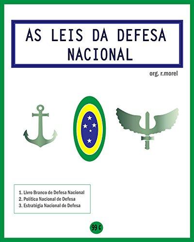 """As Leis da Defesa Nacional (Coleção """"Vade Retrum!"""" Livro 2)"""