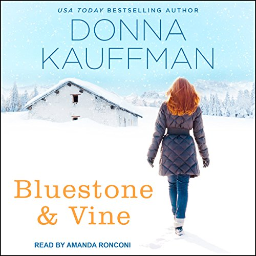 Bluestone & Vine     Blue Hollow Falls Series, Book 2              By:                                                                                                                                 Donna Kauffman                               Narrated by:                                                                                                                                 Amanda Ronconi                      Length: 10 hrs and 3 mins     48 ratings     Overall 4.7