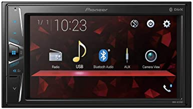 "$197 » PIONEER DMH-G225BT in-Dash Double-DIN Digital Media AV Receiver with 6.2"" WVGA Touchscreen Display"