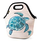 Hugool Isolierte Lunch Tasche, Neopren Lunch Bags für Frauen, Kinder, Mädchen, Jungen, Wasserdichtes