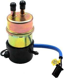 Road Passion 12V Elektrisch Kraftstoffpumpe Benzinpumpe Selbstansaugend für Intruder 700/1400 //Boulevard S50 //Cavalcade 1400 //GSX1100G //Marauder 800 // RF600R/RF900R