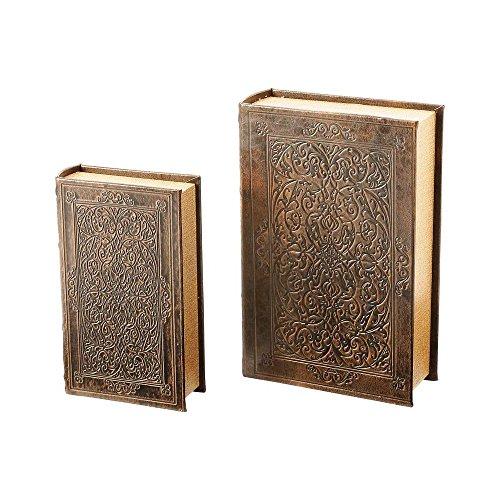 Faux Book Safe Set