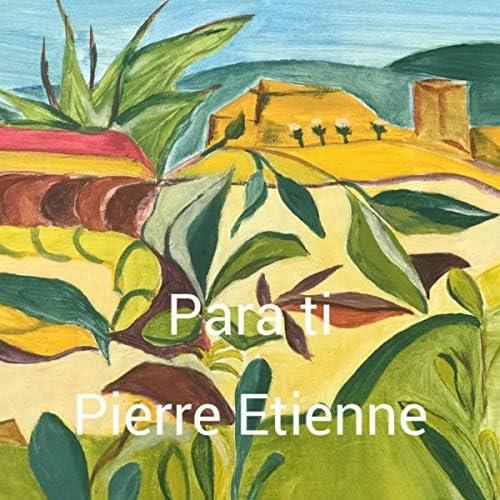 Pierre Etienne feat. Jorge Romero