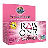 Garden Of Life, Raw Vitamin Code One for Women, 75 Count
