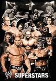 Wrestling - WWE - Collage 3D Poster - 3D Poster Lentikular