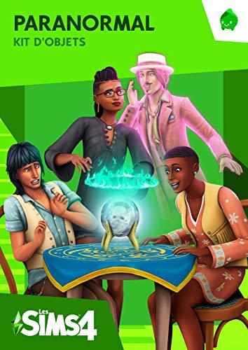 Les Sims 4 Kit d'Objets Paranormal (SP18) | Téléchargement PC - Code Origin