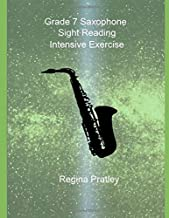 Grade 7 Saxophone Sight Reading Intensive Exercise