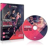 Strong: High-Intensity Cardio & Tone Workout [Edizione: Regno Unito] [Italia] [DVD]