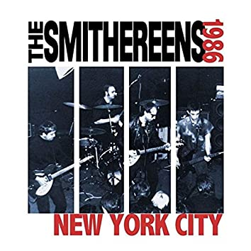 New York City, 1986 Live EP