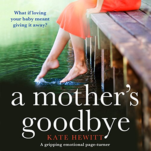 A Mother's Goodbye audiobook cover art