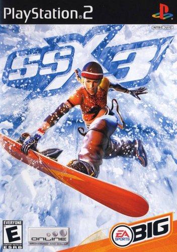 SSX 3 - PlayStation 2 (Classics)
