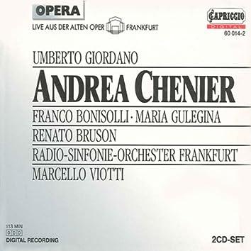 Giordano, U.: Andrea Chenier