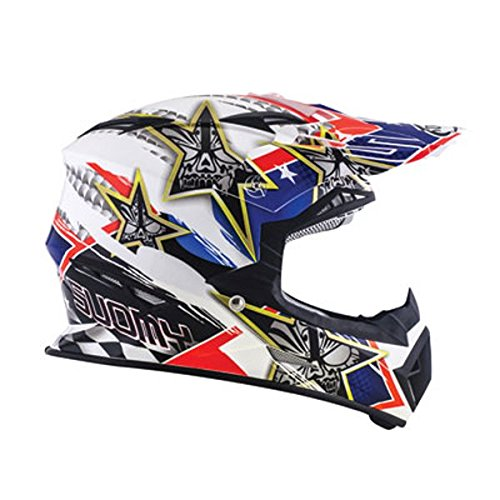 SUOMY スオーミー RUMBLE TEX Helmet 2016モデル オフロード ヘルメット TEX XL(61~62cm)