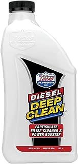 Lucas Oil 10873 Diesel Deep Clean, 64 oz.