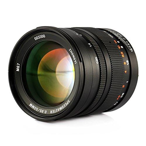 Mitakon 50mm f/0.95 Lens