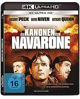 Die Kanonen von Navarone (4K Ultra HD) [Blu-ray] (B09DZVM95C)   Amazon price tracker / tracking, Amazon price history charts, Amazon price watches, Amazon price drop alerts