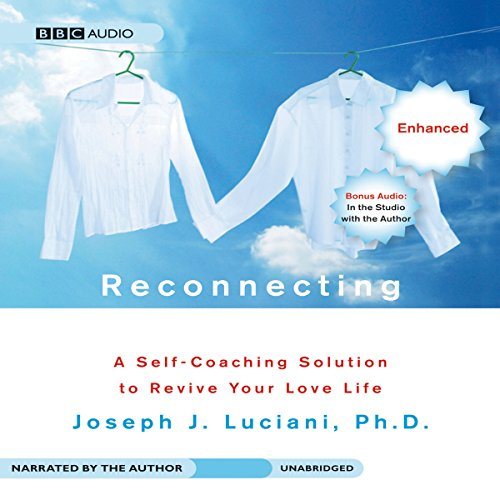 Reconnecting audiobook cover art