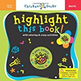 Highlight This Book! [With 5 Color Highlighter Pen] (Chicken Socks)