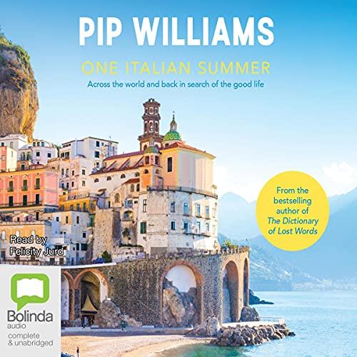 One Italian Summer cover art