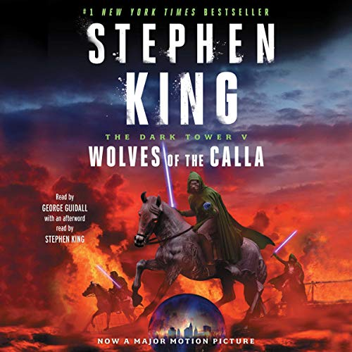 Wolves of the Calla cover art
