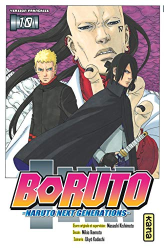 Boruto - Naruto Next Generations Edition simple Tome 10