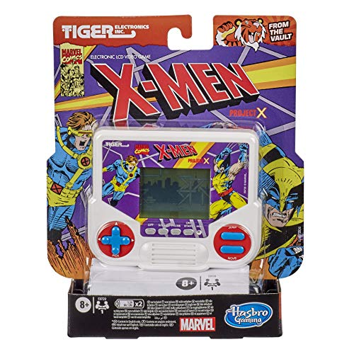 Tiger Electronics Marvel X-Men Project X - Videojuego electrónico LCD para 1...