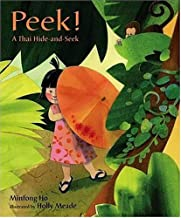Peek A Thai Hide And Seek Book