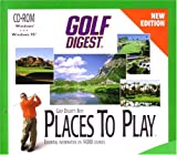 Golf Digest's Best Places to Play