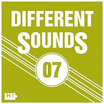 Different Sounds, Vol.7