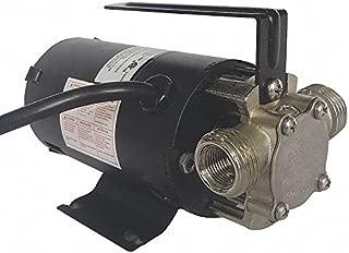 Dayton 1/10 HP Nickel-Plated Brass Compact Flexible Impeller Utility Pump, Intermittent 5UXL7-1 Each