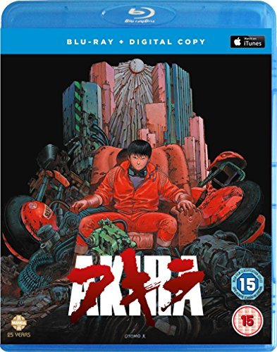 AKIRA & Digital Copy [Blu-ray]