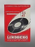 Lindbergs-Schallplatten-Freund 1957. (Schallplattenkatalog).