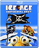 Ice Age: Continental Drift (New,  Blu-ray+ Digital Copy) Region A, Widescreen