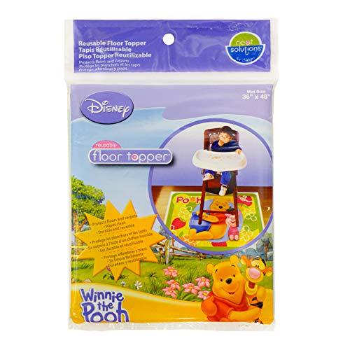Neat Solutions Disney Winnie the Pooh repas et tapis de jeu