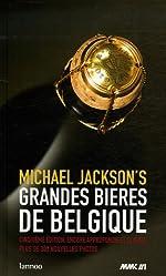 Grandes bières de Belgique de Michael Jackson