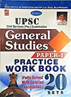 Kiran UPSC Preliminary Examination General Studies Paper-I Practice Workbook 20 Sets - KP 1913