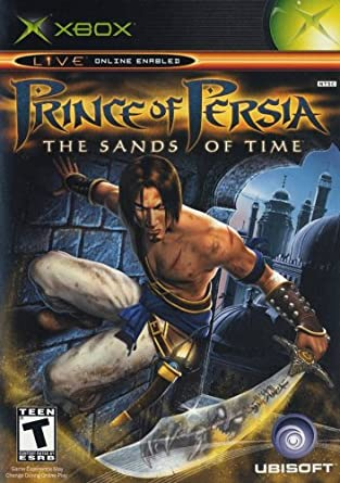 Prince Of Persia The Sands Of Time Xbox Computer And Video Games Amazon Ca