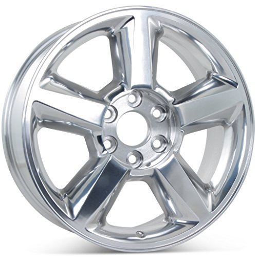 """New 20"""" x 8.5"""" Replacement Wheel for Chevy Avalanche Silverado Suburban Tahoe 5308"""
