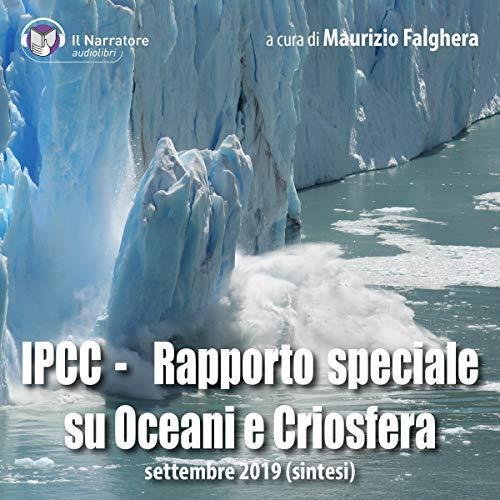 IPCC - Rapporto speciale sugli oceani e la criosfera cover art