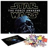 Star Wars Episodio VII El Despertar de la Fuerza 2015 Puzzle 1000 Piezas 1000 Juegos De Rompecabezas para Adultos Y NiñOs Menores De 12 AñOs