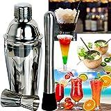 Zoom IMG-2 set da cocktail manhattan kit