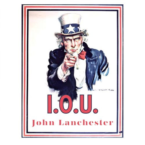 I.O.U. audiobook cover art