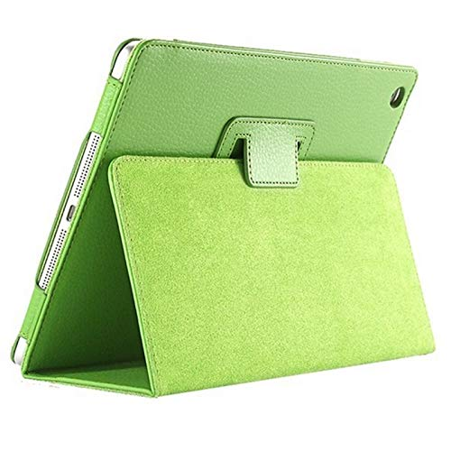 RZL PAD & TAB cases For IPad MINI 5, Flip Smart Stand Case Auto Sleep/Wake Up 7.9'' Slim Tablet Case For IPad MINI 5 2019 (Color : Green)