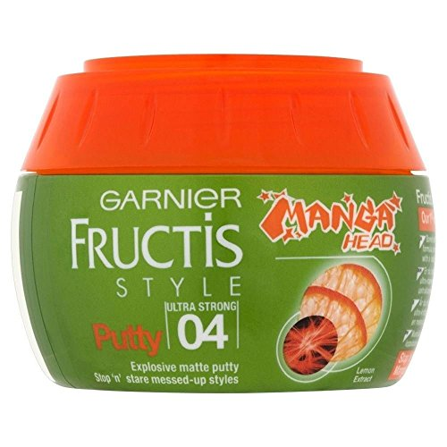 Garnier Effetto Testa Manga Fructis Stucco Esplosiva Opaca (150ml) (Confezione da 6)
