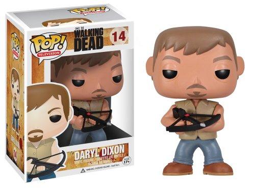 Funko 2954 No POP Vinylfigur: The Walking Dead: Daryl Dixon