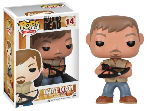 POP! Vinyl 2954 No POP Vinylfigur: The Walking Dead: Daryl Dixon
